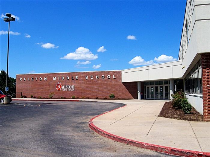 Ralston Middle School Exterior