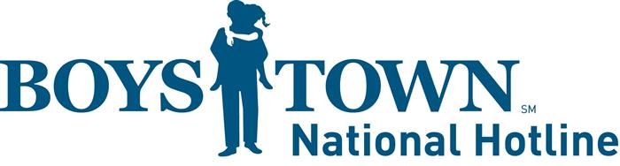 Boys Town National Hotline Logo