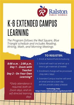 Extended Campus Learning