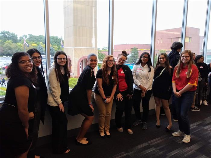 2018 FCCLA District Conference at UNO