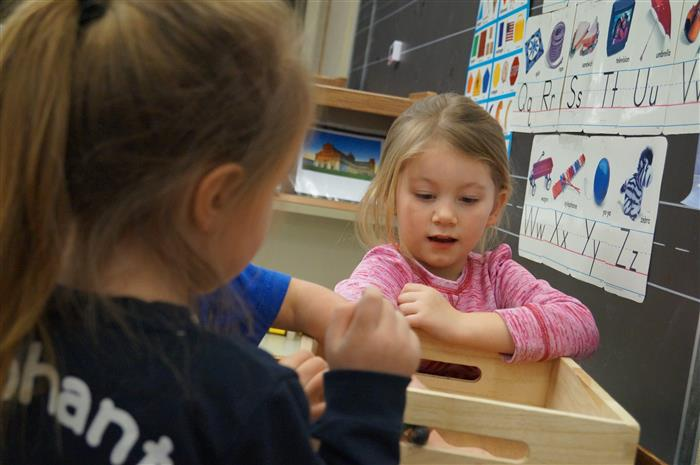 Blumfield prekindergarten educational play