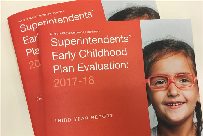 RPS Partner, Buffett Early Childhood Institute publishes Annual Report