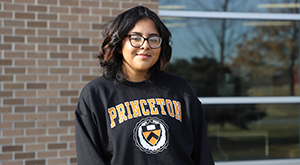 RHS student receives full ride to Princeton