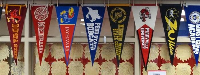 RHS College Banners